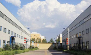 公司的厂区厂房