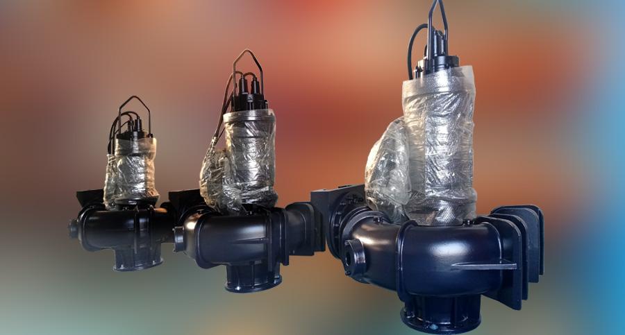 潜污螺旋离心泵