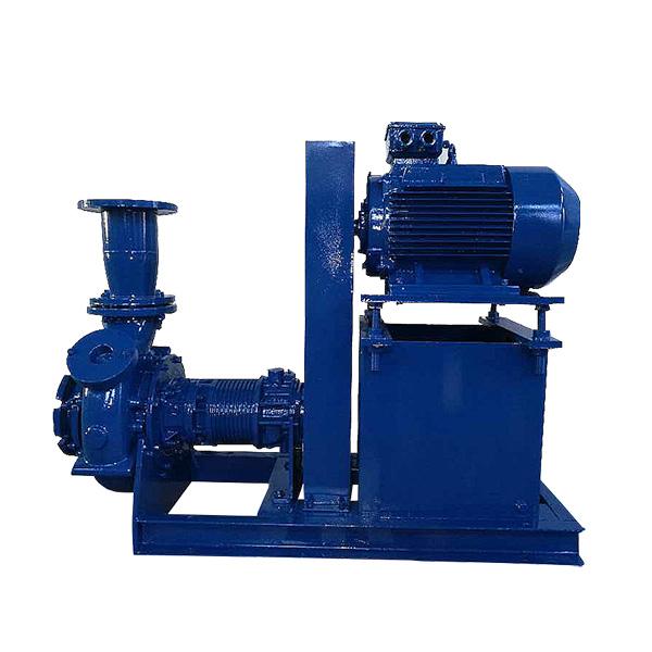 干式螺旋离心泵