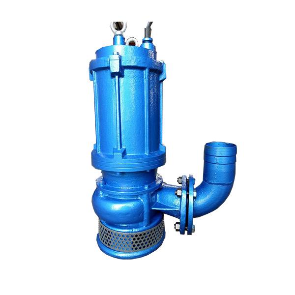 移动式潜污螺旋离心泵